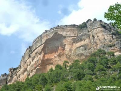 Escalerón,Raya,Catedrales de Uña;cañada real segoviana macizo galaico leones rutas alto tajo vall